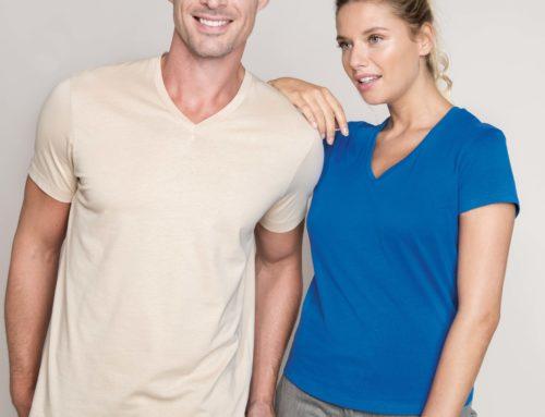 Plus de douceur avec ce tee-shirt lavé aux Enzymes