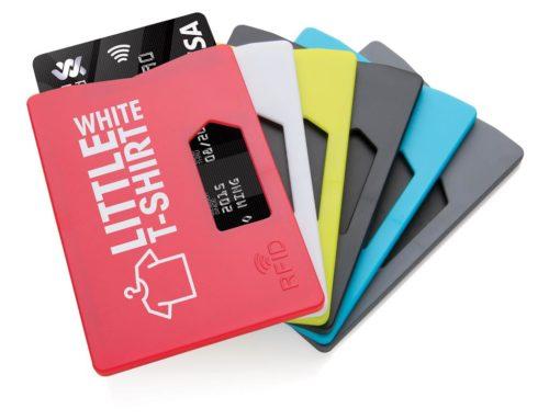 Le porte-carte RFID pour protéger vos données personnelles